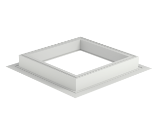 VELUX - ZCE 080080 0015 - 15cm extension kerb for C-P with flange